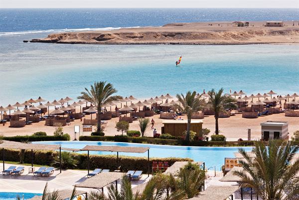 Nachfrage nach Urlaub in Ägypten steigt weiter an.