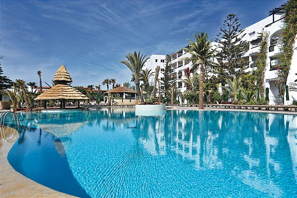 TUI Blue Riu Tikida Beach in Morocco